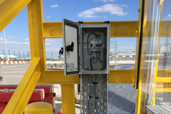 Armoire électrique - Eras GSE