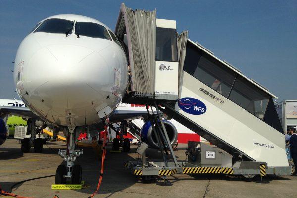 Charge avion