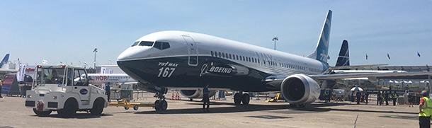 Boeing 167