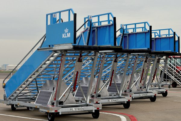 Escalier passager - Eras GSE