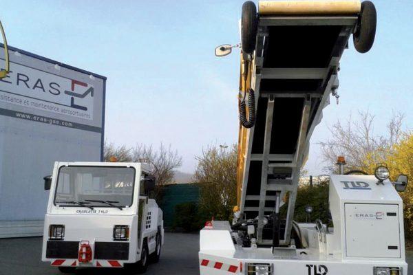 Tapis bagage & tracteur charlatte - Eras GSE