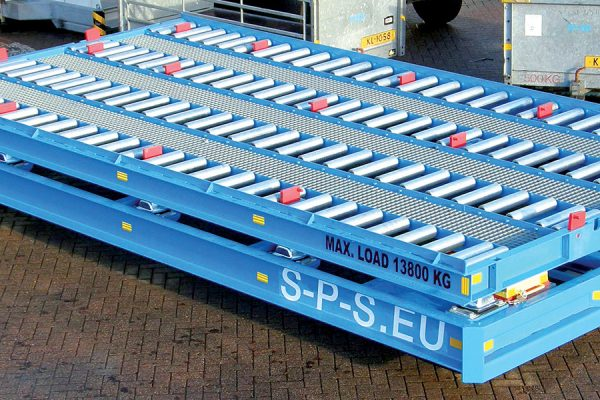 Cargo dolly 20 ft - Eras GSE