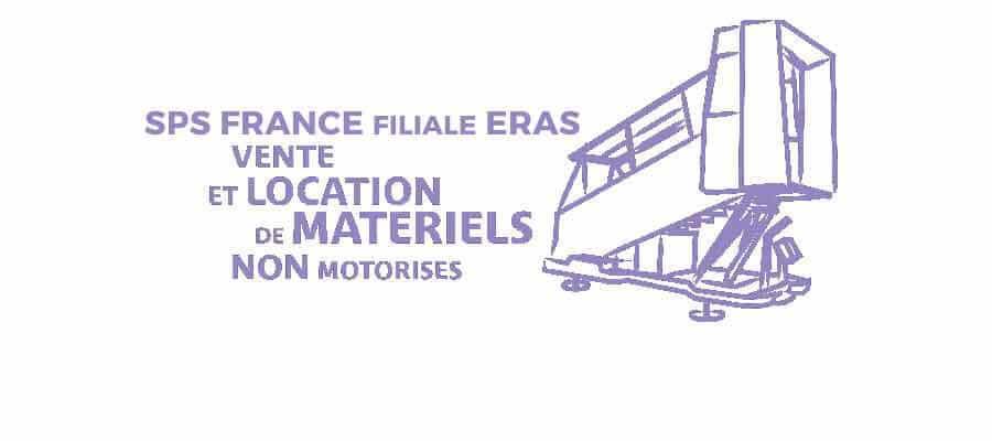 La vente et location de mat riels non motoris s eras for Vente en location